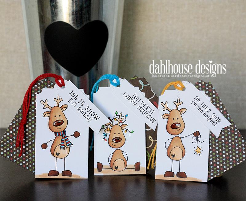 dahlhouse designs  deer tags 11.2014