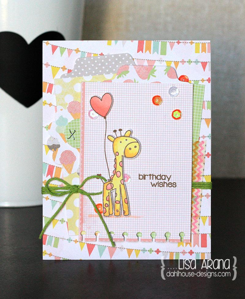 dahlhouse designs   giraffe balloon 2014
