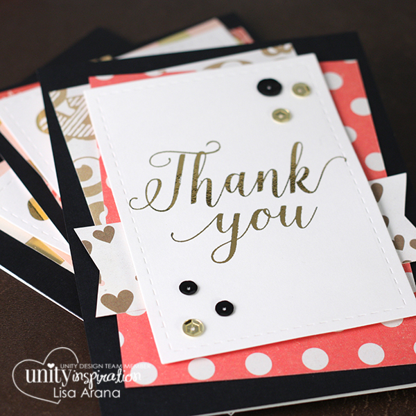 dahlhouse designs | 3.2015 thank you set