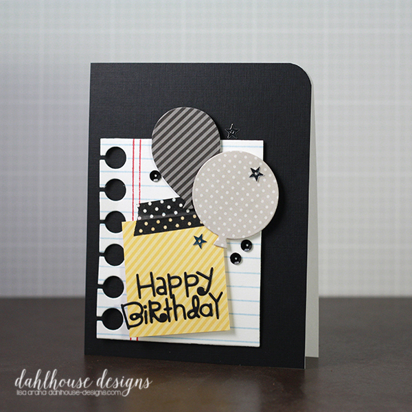 dahlhouse designs | 4.2015 notebook birthday